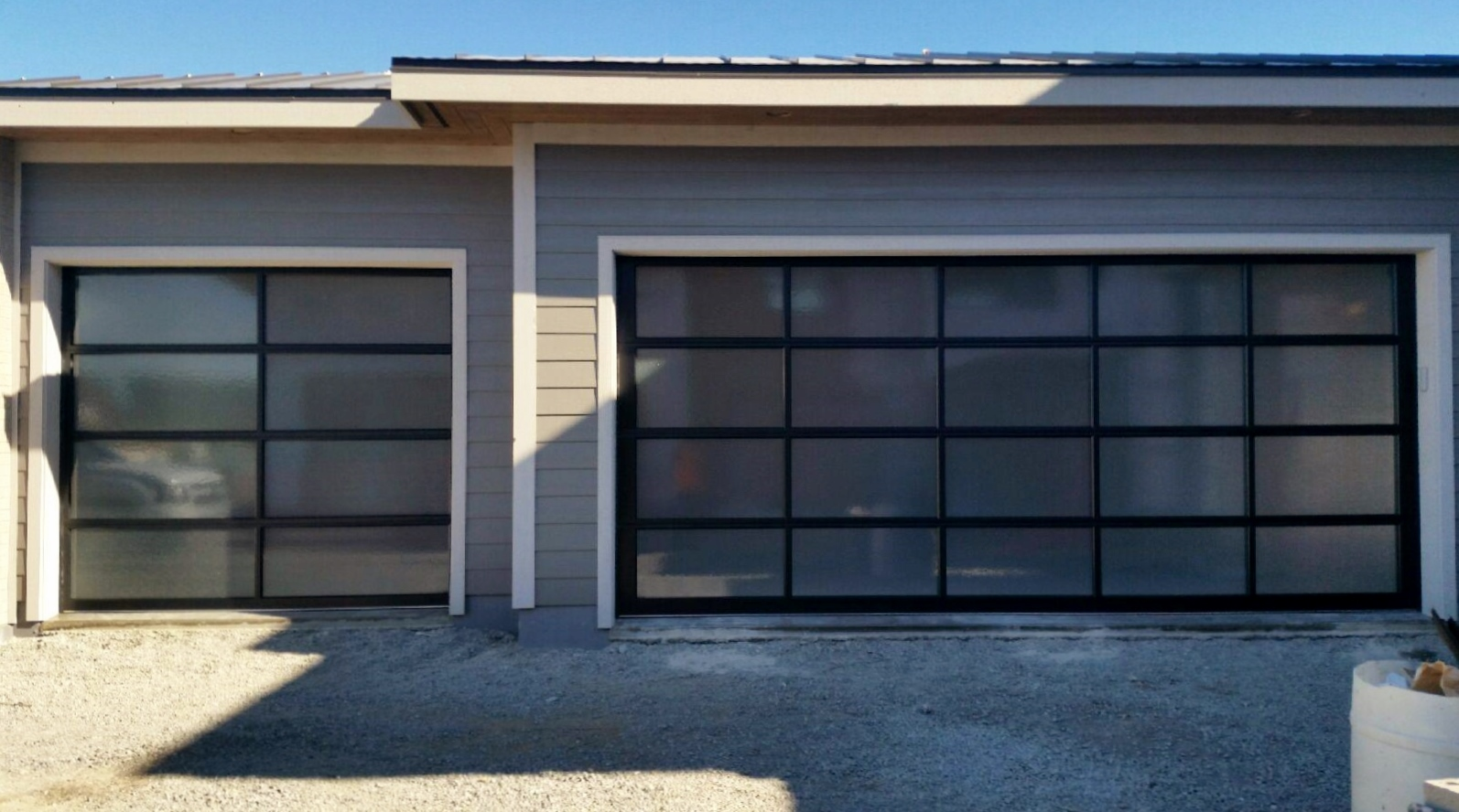 Residential garage door sizes images white marsh accents for 18x8 garage door