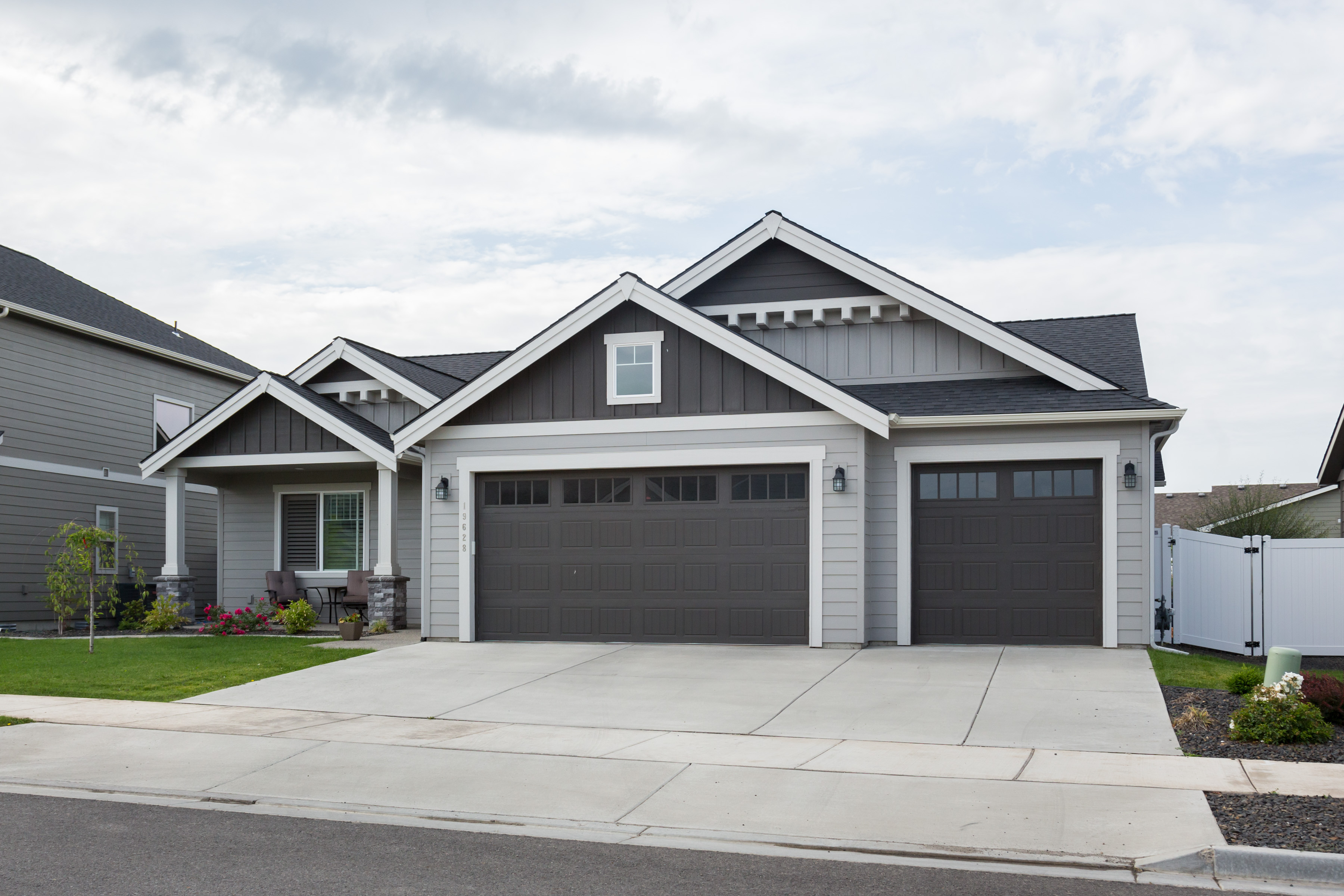 Clopay 174 Wood Finish Garage Doors Continental Door Company