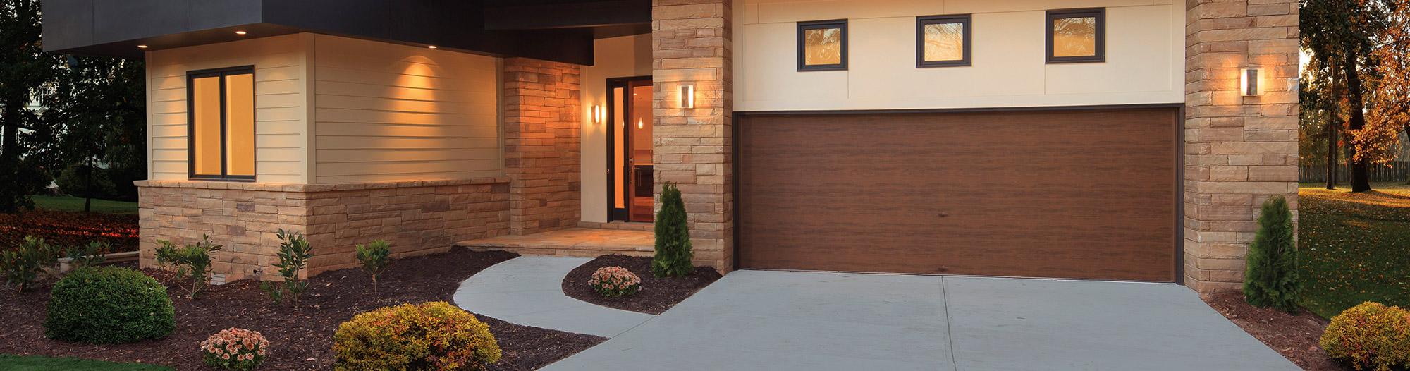 Garage Doors & Clopay Residential Garage Door Dealer | Continental Door | Spokane WA