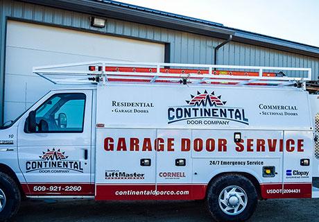 line los pro service orange garage door and county man angeles services repair doors