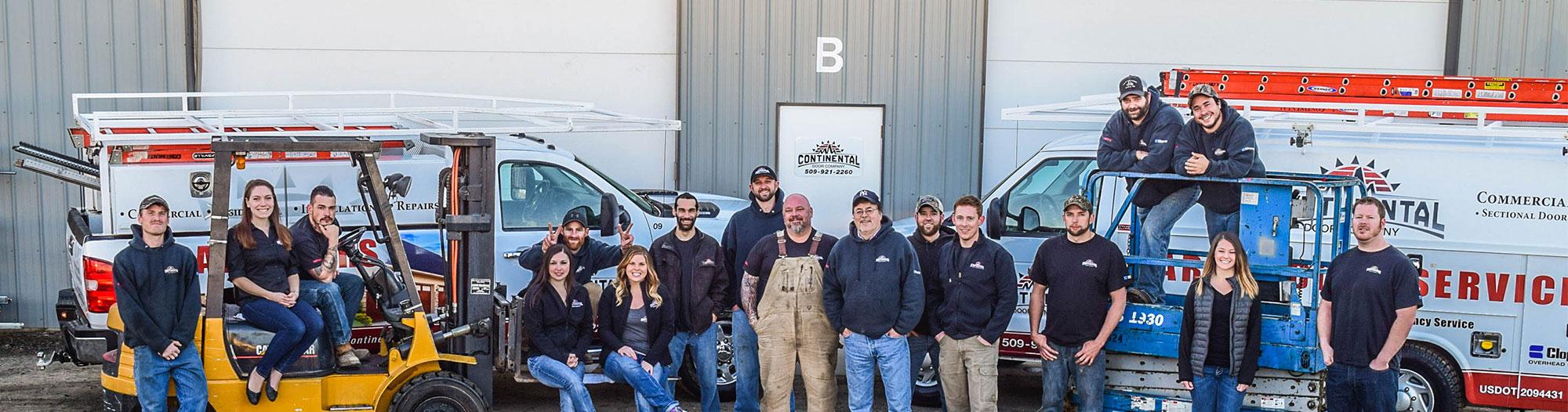 About Continental Door Garage And Overhead Door Company