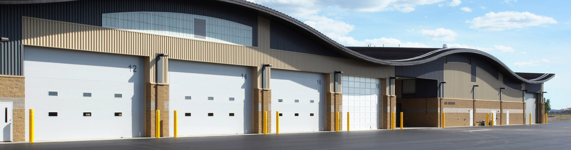 Overhead Door overhead door of washington dc photos : Commercial Garage Doors | Industrial Overhead Door Installation