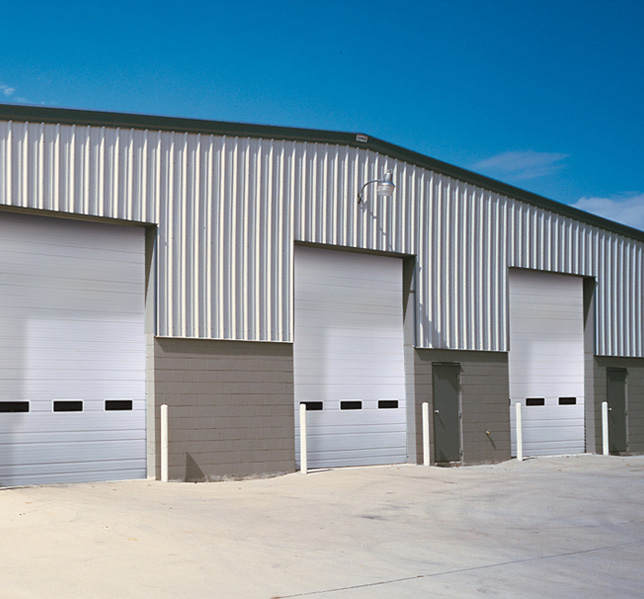 Commercial Garage Doors Industrial Overhead Door