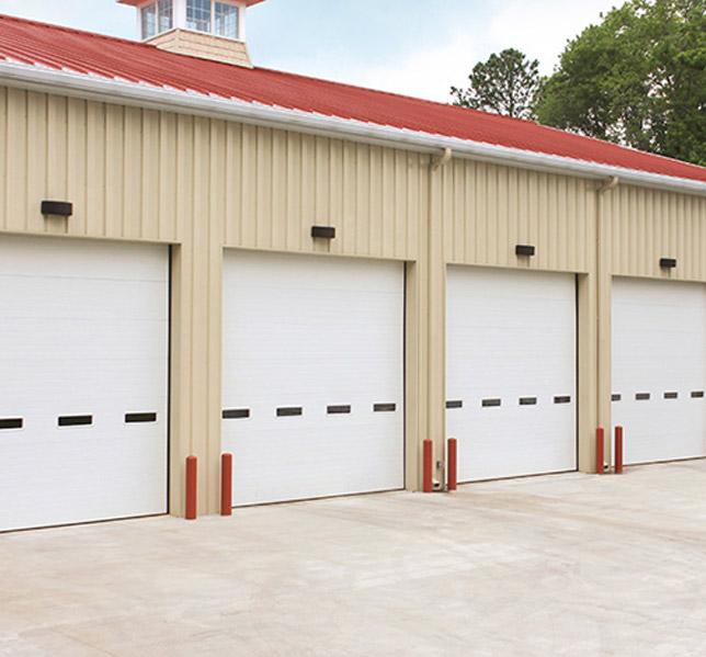3717 Series & Custom Shop and Pole Barn Building Doors | Continental Door Pezcame.Com
