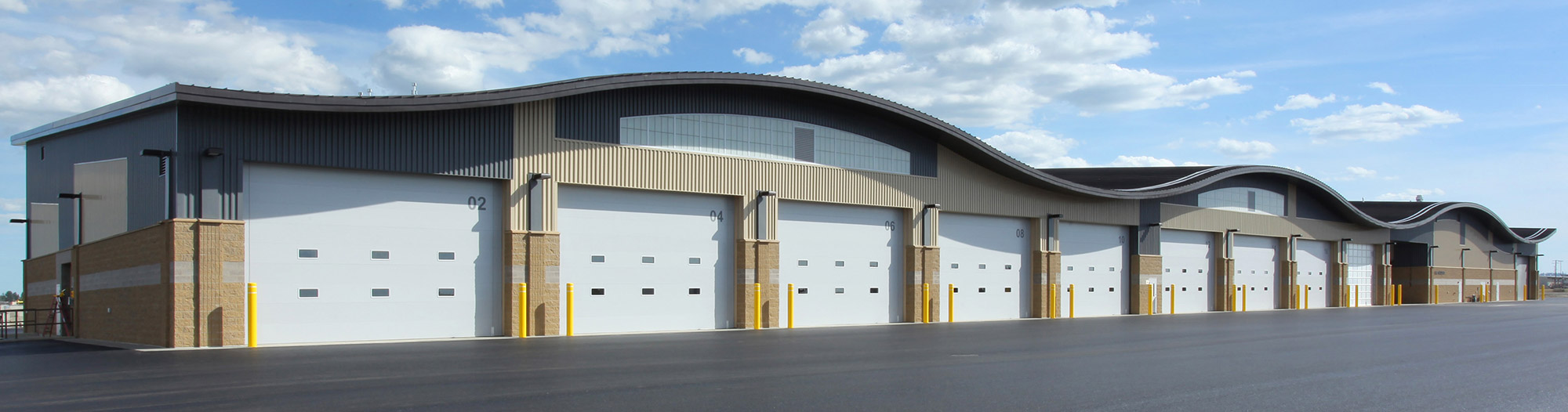 doors in commercial and bismarck mandan area surrounding door garage