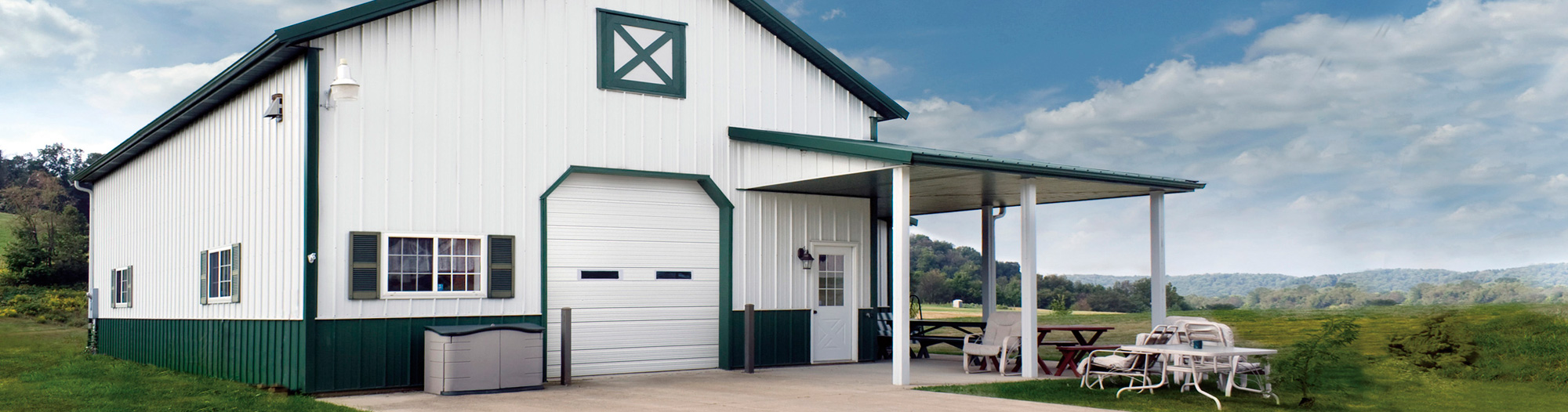 Shop and Pole Building Doors & Custom Shop and Pole Barn Building Doors | Continental Door