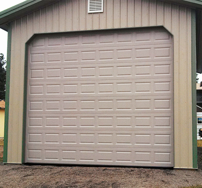 14 foot garage door wageuzi for 12x14 garage door