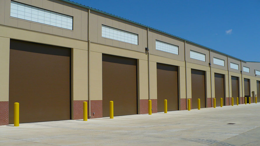 Cornell Insulated Rolling Doors Continental Door