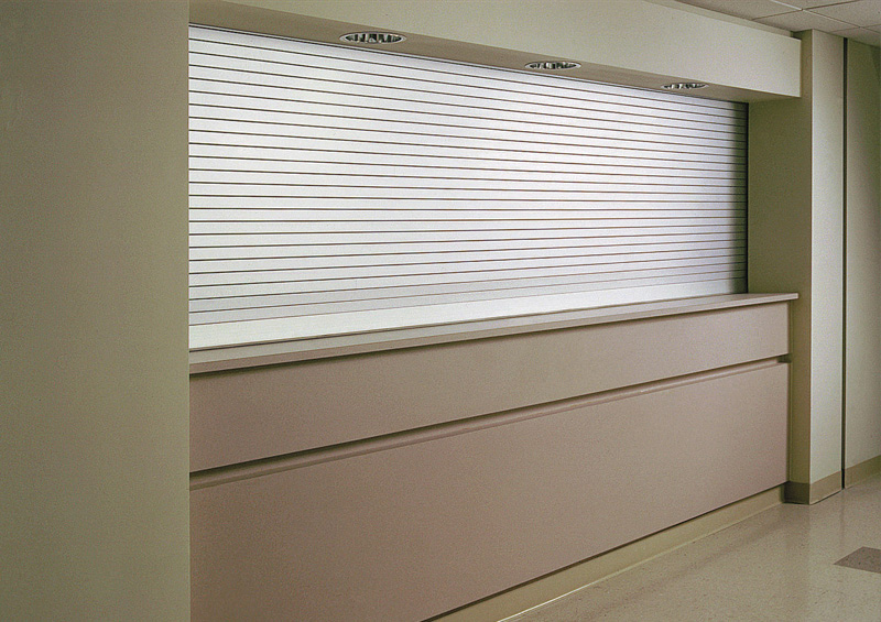 Cornell counter doors coiling