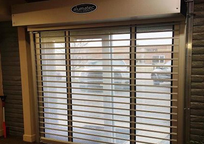 Alumatec Coiling Doors & Coiling Doors | Continental Door | Spokane WA
