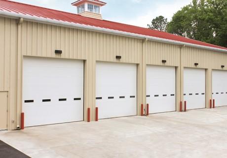 Commercial Garage Doors Amp Sectional Steel Doors In Spokane Wa