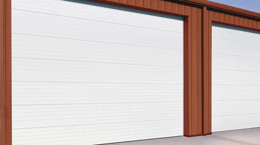 Energy Insulated Continental Door