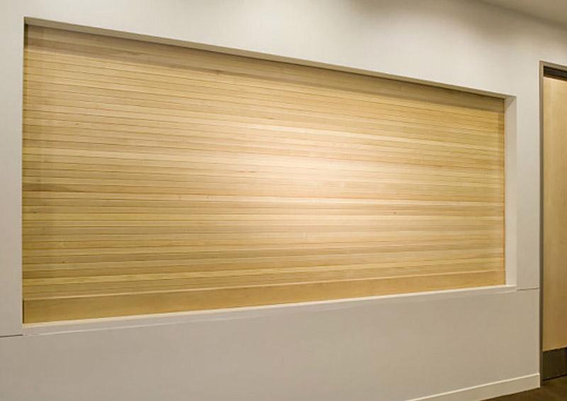 & WoodFold Wood Coiling Doors | Continental Door Pezcame.Com