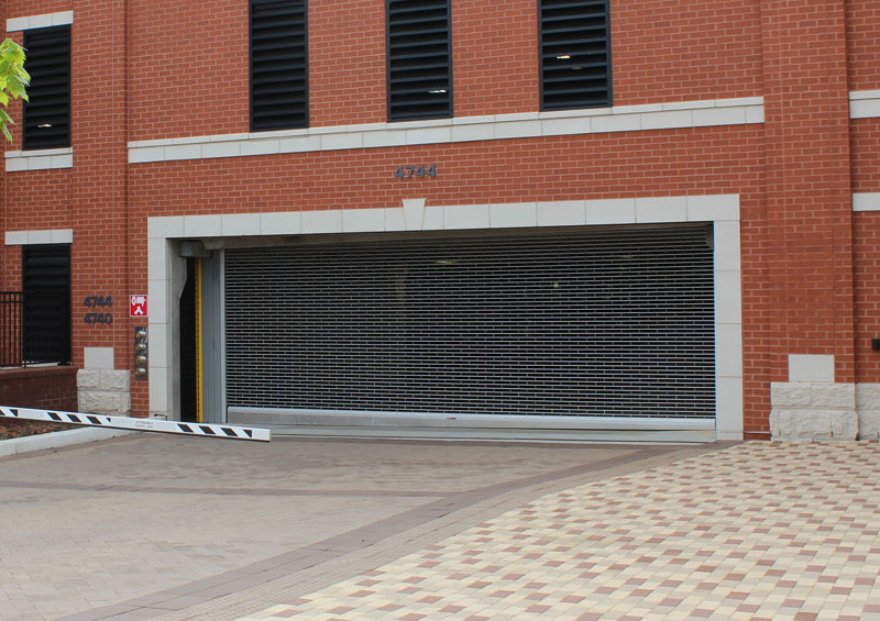 Cornell High Cycle Grilles Cornell Coiling Doors