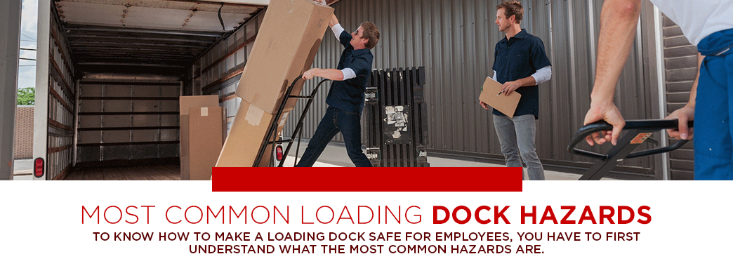 2 Most Common Loading Dock Hazards Continental Door
