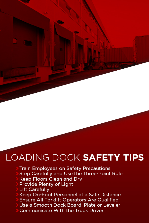4 Loading Dock Safety Tips Continental Door