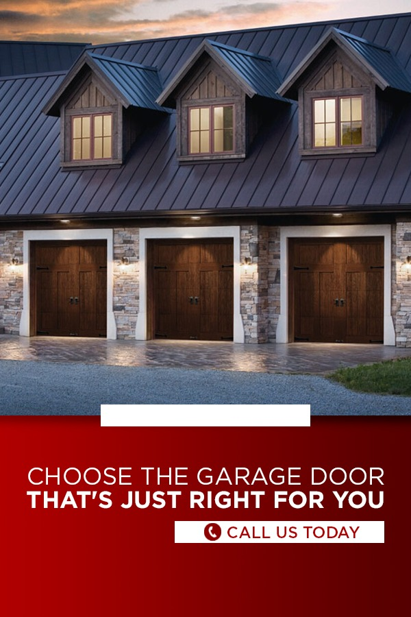 5 Choose The Garage Door That S Just Right For You